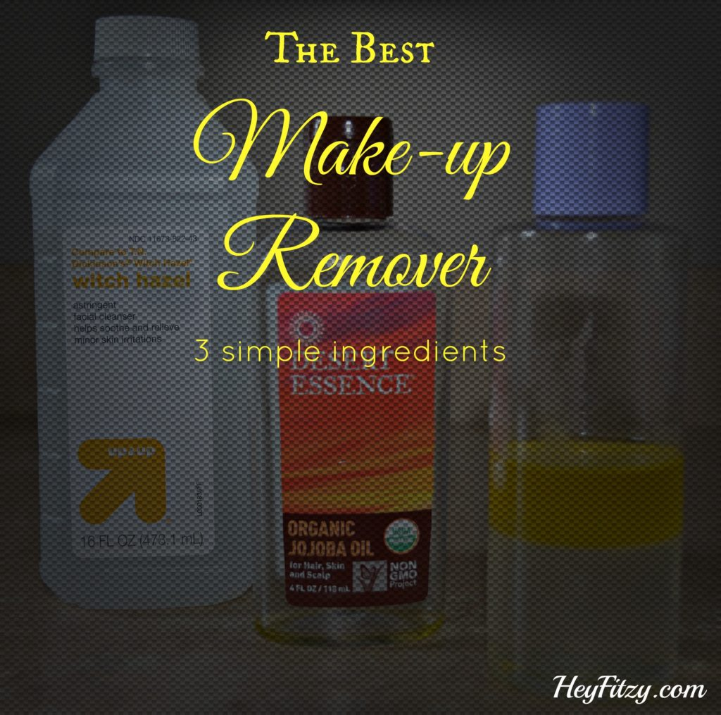 The Best Make-Up Remover