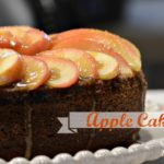 no-peel apple cake recipe