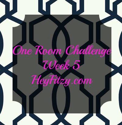 Master Closet Makeover- Week 5