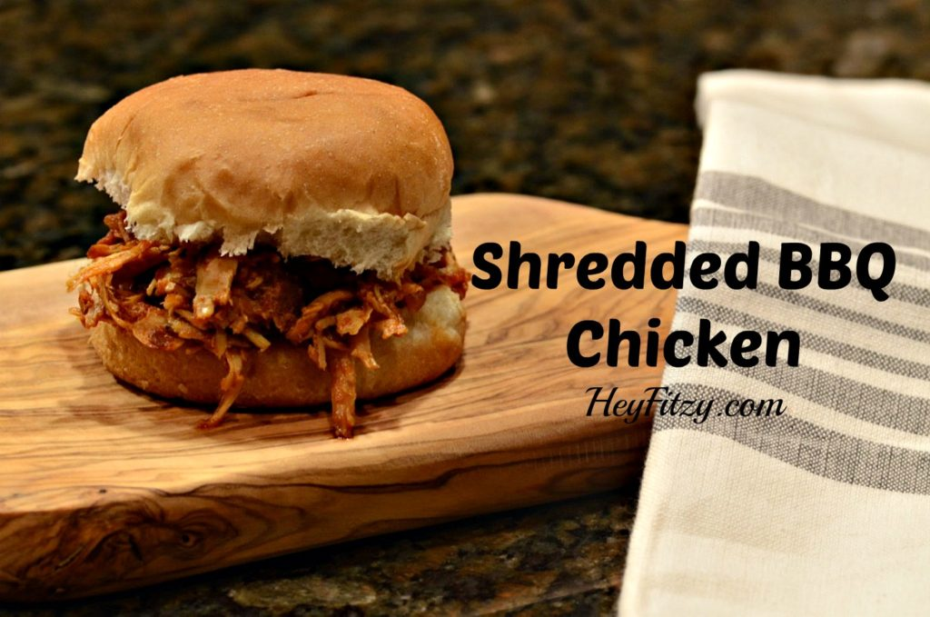 shreddedbbqchicken