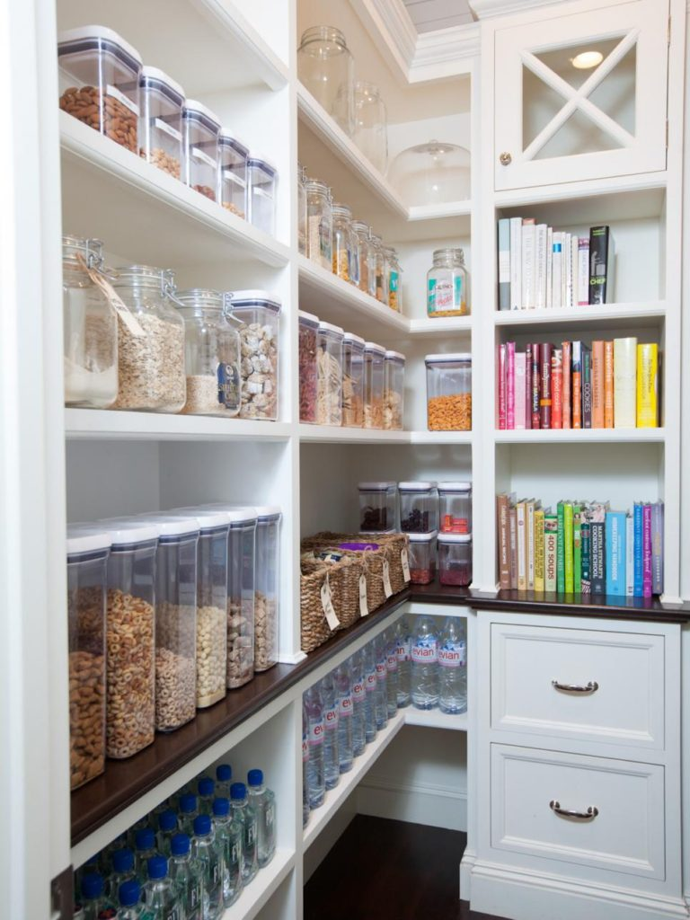 One Room Challenge – Week Two – Pantry