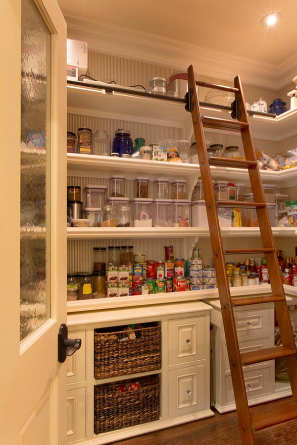 One Room Challenge – Week Four – Pantry