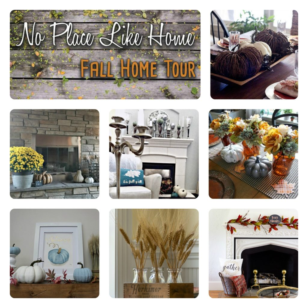 No Place Like Home – Fall Home Tour