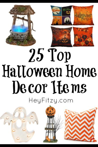 Halloween Decor- 25 Top Home Decor Items