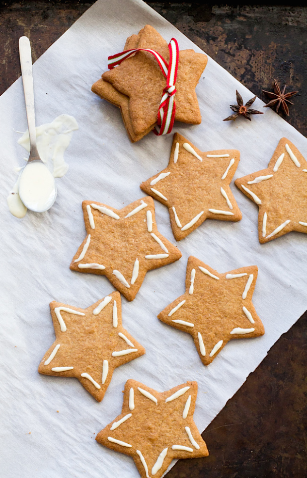 5 spice ginger thins