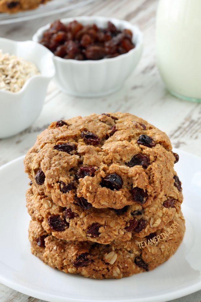oatmeal raison cookies