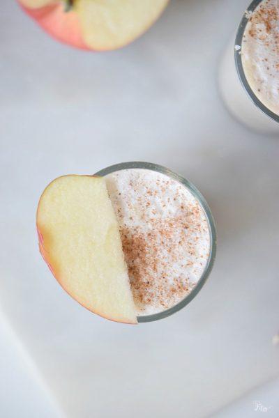 Cinnamon Apple Pie Smoothie