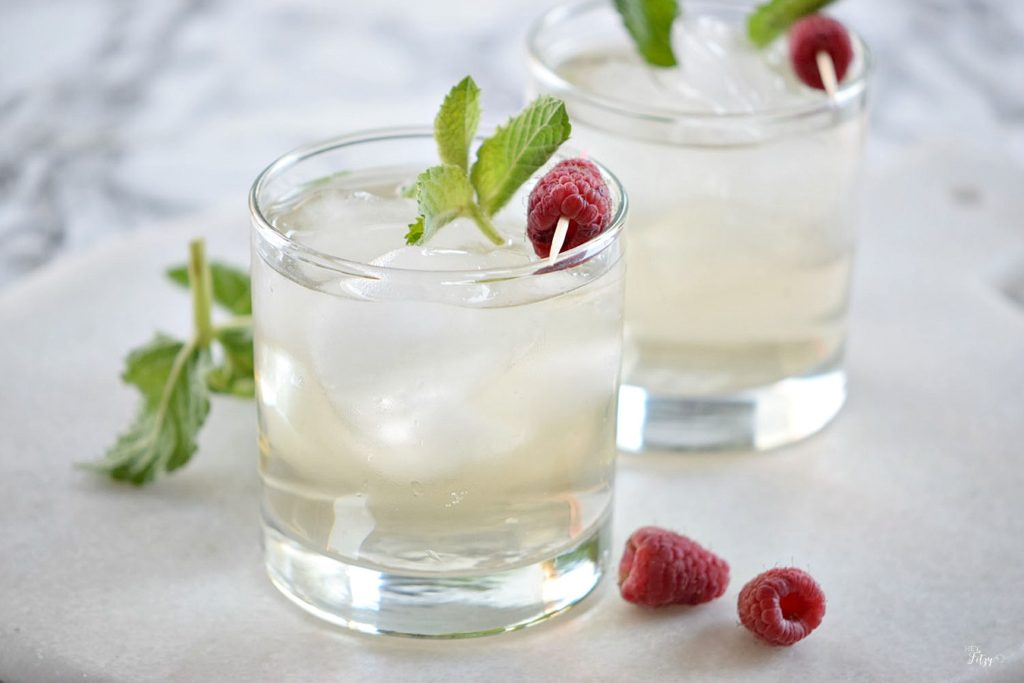 mint lime cooler