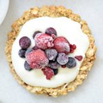 yogurt tarts