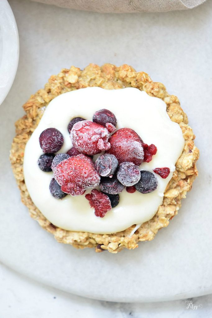 Frozen Yogurt Tarts