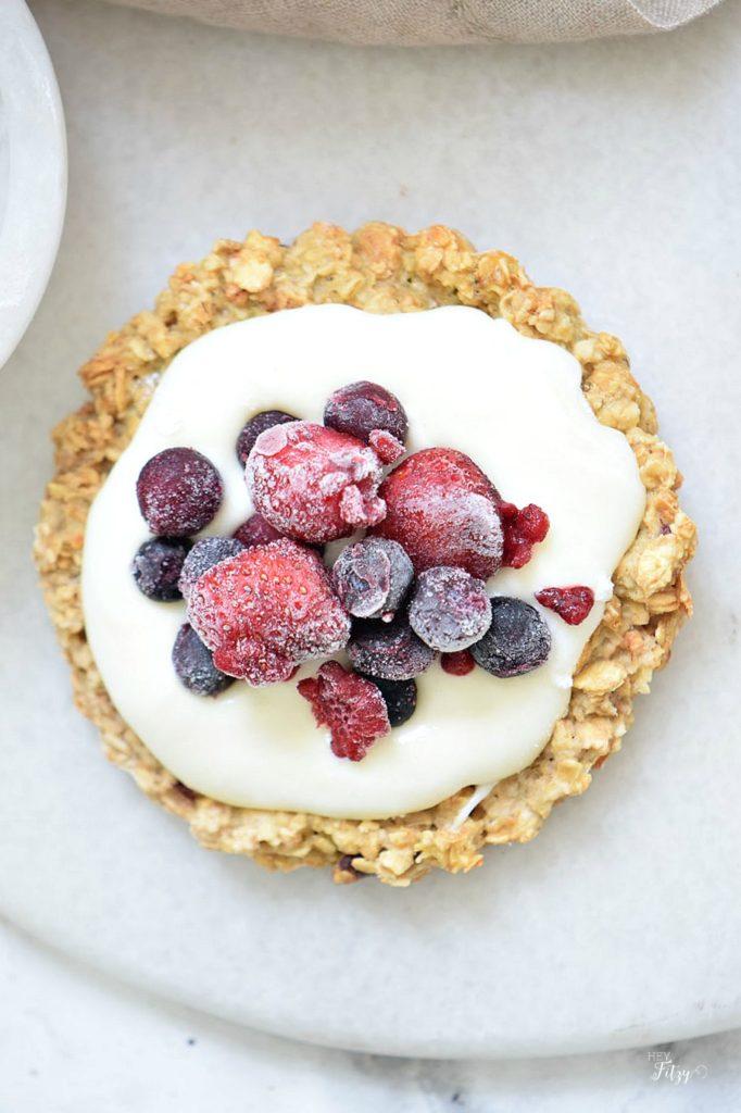 yogurt tarts