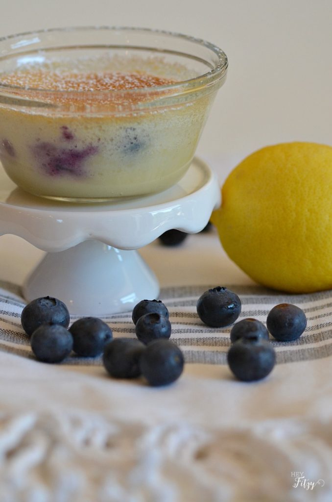 Lemon Blueberry Cakes-Seriously the Perfect Dessert