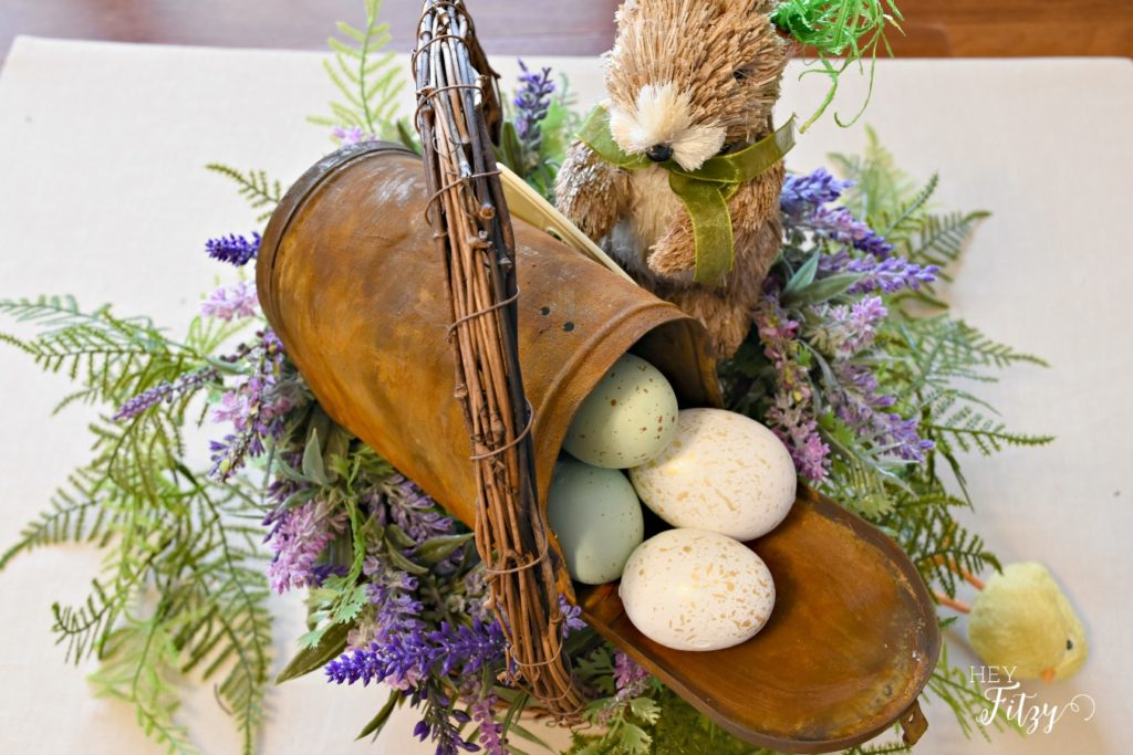 basket for easter