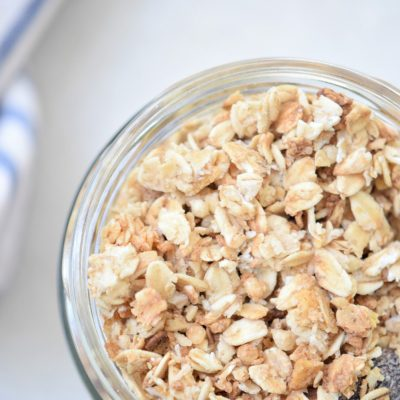 Crunchy Granola Made Just The Way You Like It