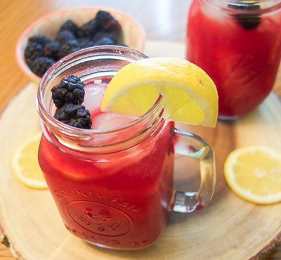 A Summer Time Favorite – Blackberry Lemonade