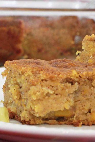 Bolivian Corn Cake-Huminta