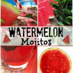How to make the perfect summertime drink-Watermelon Mojitos