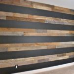 barn wood accent wall