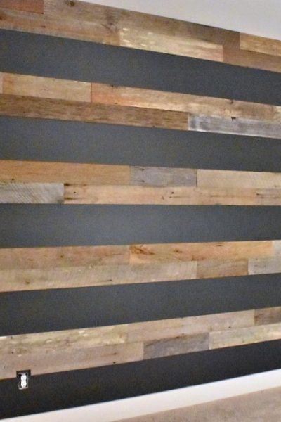 How To Create A Barn Wood Accent Wall